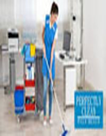 CLEANING SERVICE ROUTINE